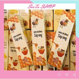 Son Dưỡng Môi Sáp ong - Son Dưỡng Có Màu Dưỡng Mềm Môi Chống Khô Nẻ . - sanphamchamsocmoi thumbnail