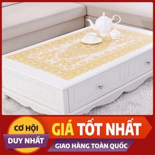 Khăn trải bàn nhựa PEVA chống thấm nước - KTB1M2-1 thumbnail