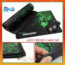 Lót chuột máy tính tốc độ cao Size 21 x 26 cm RaKoon hàng chất lượng tốt, giá siêu rẻ