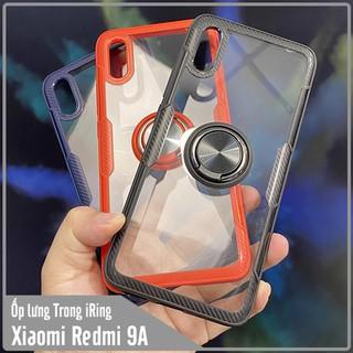 Ốp lưng cho Xiaomi Redmi 9A Trong Suốt Chống Sốc iRing Viền Màu - RM9A-TRONG-IRING thumbnail
