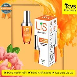 Gel dưỡng da thông đỏ Pháp LiS Lovin' Skin - giúp làm mờ vết nhăn, vết thâm, sạm, nám, tàn nhang - cvspharmacy