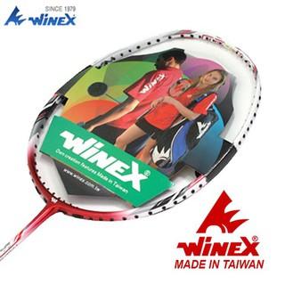 VỢT KHÔNG DÂY WINEX - WF-20 (ĐỎ TRẮNG) thumbnail