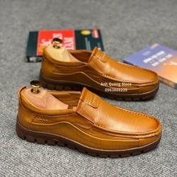 Giày nam tuổi trung niên