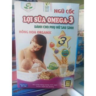 Ngũ cốc lợi sữa dành cho phụ nữ sau sinh Hồng Hoa Organic 1kg [ĐƯỢC KIỂM HÀNG] 38410673 - 38410673 thumbnail