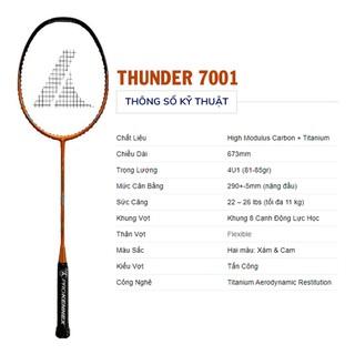 Vợt cầu lông ProKennex Thunder 7001 - 152 thumbnail