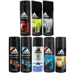 Xịt khử mùi toàn thân dành cho nam Adidas 48h 150ml