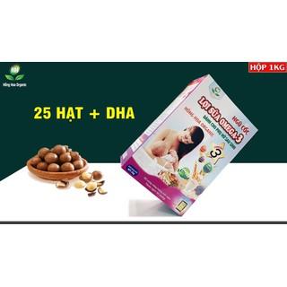 Ngũ cốc lợi sữa dành cho phụ nữ sau sinh Hồng Hoa Organic 1kg - 8938518676290 thumbnail