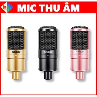 Micro Thu Âm Cao Cấp SDRD SD203 Chính Hãng Dùng cho Soundcard - sd203 thumbnail