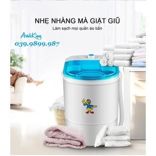 Máy giặt mini con vịt - Máy giặt mini cho sinh viên