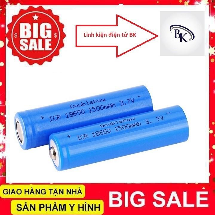 Pin Li-on 18650 dung lương 1500mAh dòng xả 10C(loại tốt) - 3290_46713664 2