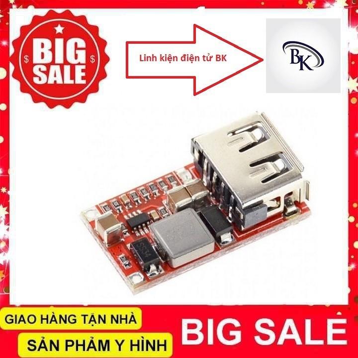 Module Nguồn Hạ Áp Có Cổng USB Sạc Điện Thoại 5V 3A- linhkiendientubk - 3215_46714027 1