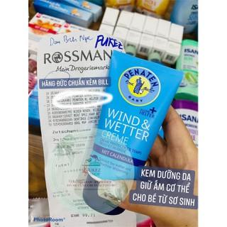 Kem dưỡng ẩm giữ ấm cơ thể cho trẻ sơ sinh Penaten Wind & Wetter - PVN1138 thumbnail