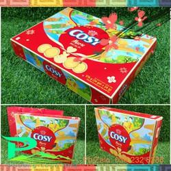 Bánh quy sữa Cosy Marie - hộp Tết 576g