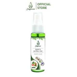 Serum dưỡng tóc tinh dầu Bưởi 38ml JULYHOUSE - serumvobuoi38 thumbnail