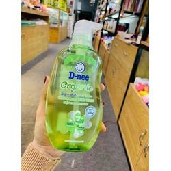 Sữa tắm gội toàn thân Dnee Organic Thái Lan 380ml