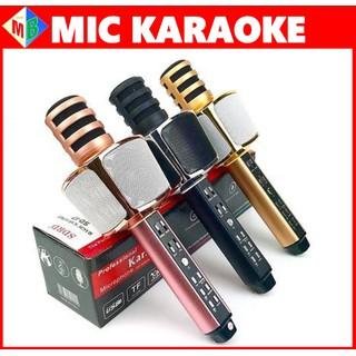 Micro Karokae Bluetooth SD17 Cực Hay Chính Hãng dùng cho Điện Thoại, Máy Tính Bảng, Laptop - sd17 thumbnail