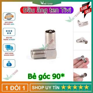 Đầu nối dây cáp bẻ góc 90 độ dành cho anten TV RF chất lượng cao -dc4369 - dc4369 thumbnail