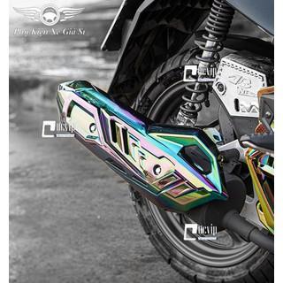 Ốp Pô Xe Airblade 2020 (2013 - 2020) Nano Titan 7 Màu MS3582 - MS3582 thumbnail
