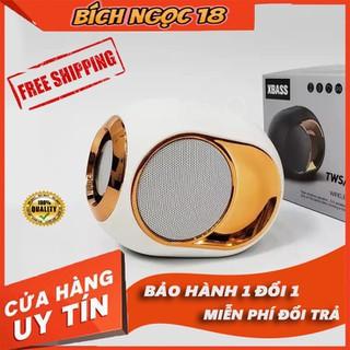 Loa bluetooth, loa extrabass X6, loa không dây superbasss, kết nối âm thanh stereo, thiết kế hiện đại, hỗ trợ thẻ SD, USB, kết nối AUX, pin cực trâu - Loa bluetooth thumbnail