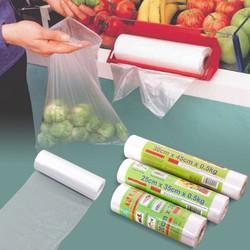 Combo 2 cuộn túi đựng thực phẩm sinh học tự hủy kt 20x30cm