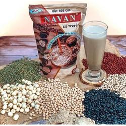 Bột ngũ cốc navan 7 vị 800g
