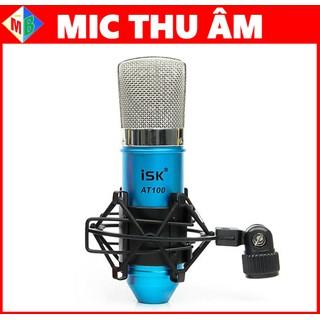 Micro Thu Âm ISK AT100 Cao Cấp Dùng cho Soundcard - at100 thumbnail