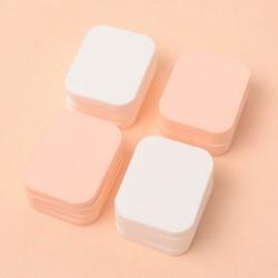 Combo 4 bông mút hỗ trợ trang điểm đánh phấn, tán kem mềm mịn, dễ sử dụng