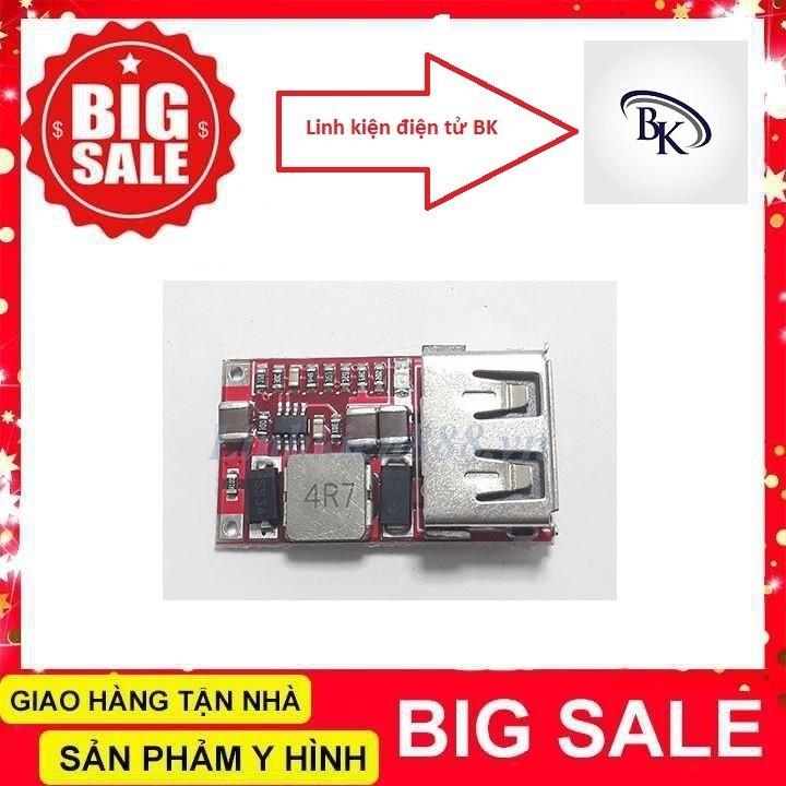 Module Nguồn Hạ Áp Có Cổng USB Sạc Điện Thoại 5V 3A- linhkiendientubk - 3215_46714027 2