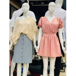 đầm thời trang thiết kế nữ
