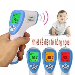 Nhiệt kế hồng ngoại đa năng cầm tay đo trán không tiếp xúc có độ chính xác cao - NKHN