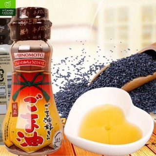 Dầu mè Nhật bản 70g - dầu mè thumbnail