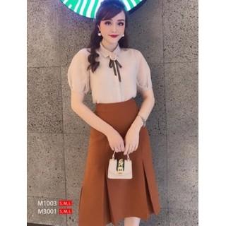 Chân váy công sở - Mã 09 thumbnail