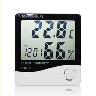 Đồng hồ đo nhiệt độ và độ ẩm HTC-1 - DONGHO-1 thumbnail