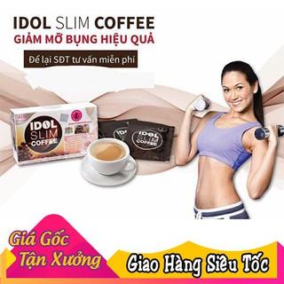 Cafe Giảm Cân Idol Slim Coffee Chính Hãng - Giảm Mạnh - dol Slim Coffee thumbnail