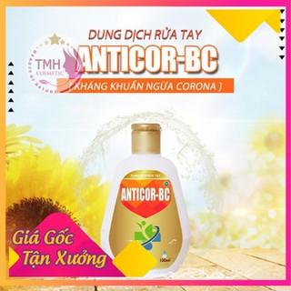 Dung dịch rửa tay khô ANTICOR BC 100ML - IOS0100 thumbnail