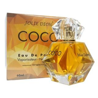 Nước hoa nữ Jolie Dion Coco Eau de parfum 60ml - 00213 thumbnail