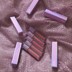Son Black Rouge Air Fit Velvet Tint A12 - Màu nâu đỏ gạch trầm