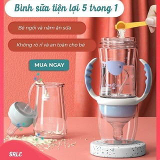 Bình sữa mini thông minh - Bình sữa mini thông minh - 1234567 thumbnail