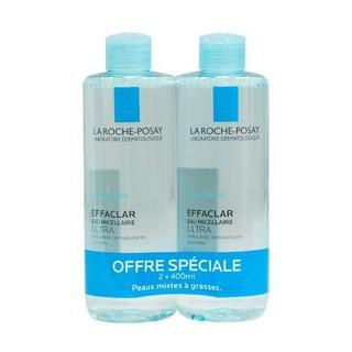 Nước tẩy trang La Roche Posay cho da dầu mụn 400ml - lachoea thumbnail