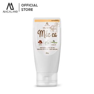 Dầu xả tóc Macaland 35ml từ dầu Mắc Ca giúp suông mềm, phục hồi tóc - CONDI35 thumbnail