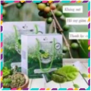 Combo 3 hộp cà phê xanh thiên nhiên việt - 1123 thumbnail