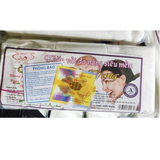 Khăn vải khô đa năng siêu mềm Hiền Trang (loại 200gram - 160 tờ) - KHĂNVẢIKHÔ thumbnail