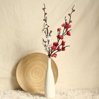 Hoa nhân tạo, cành hoa đào trang trí Tết cực đẹp 70cm - CANHHOADAO thumbnail