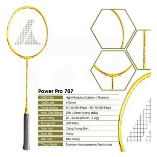Vợt cầu lông ProKennex POWER PRO 707 - 161 thumbnail