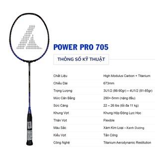 Vợt cầu lông ProKennex POWER PRO 705 - 159 thumbnail