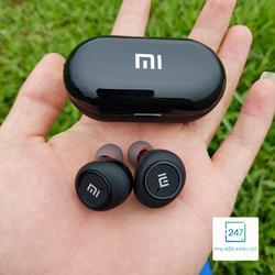 [ NHẬP SPHUKCNX2021 GIẢM 30K ] Tai Nghe Bluetooth AirDots Redmi 2 True Wireless Kèm Đốc Sạc Cảm Biến Tự Động Kết Nối [ĐƯỢC KIỂM HÀNG]