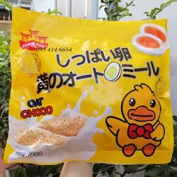 Bánh Yến Mạch Trứng Muối Hàn Quốc