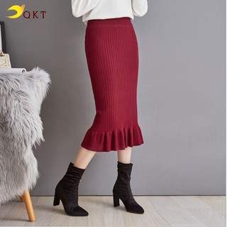 Chân váy len đuôi cá QKT cv16 - CV16 thumbnail