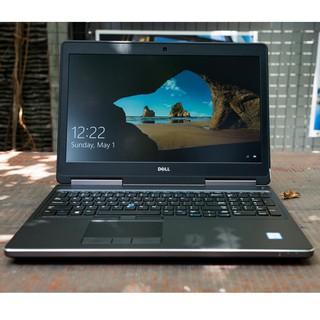 Dell Precision M7510 Xeon E3 1505, Core i7 6820HQ,VGA M2000M, WIN 10 PRO BẢN QUYỀN THEO MÁY Máy đẹp cho doanh nhân - Dell m7510 thumbnail
