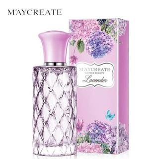 Nước hoa Maycreat hương Lavender chính hãng 30ml - màu tím thumbnail